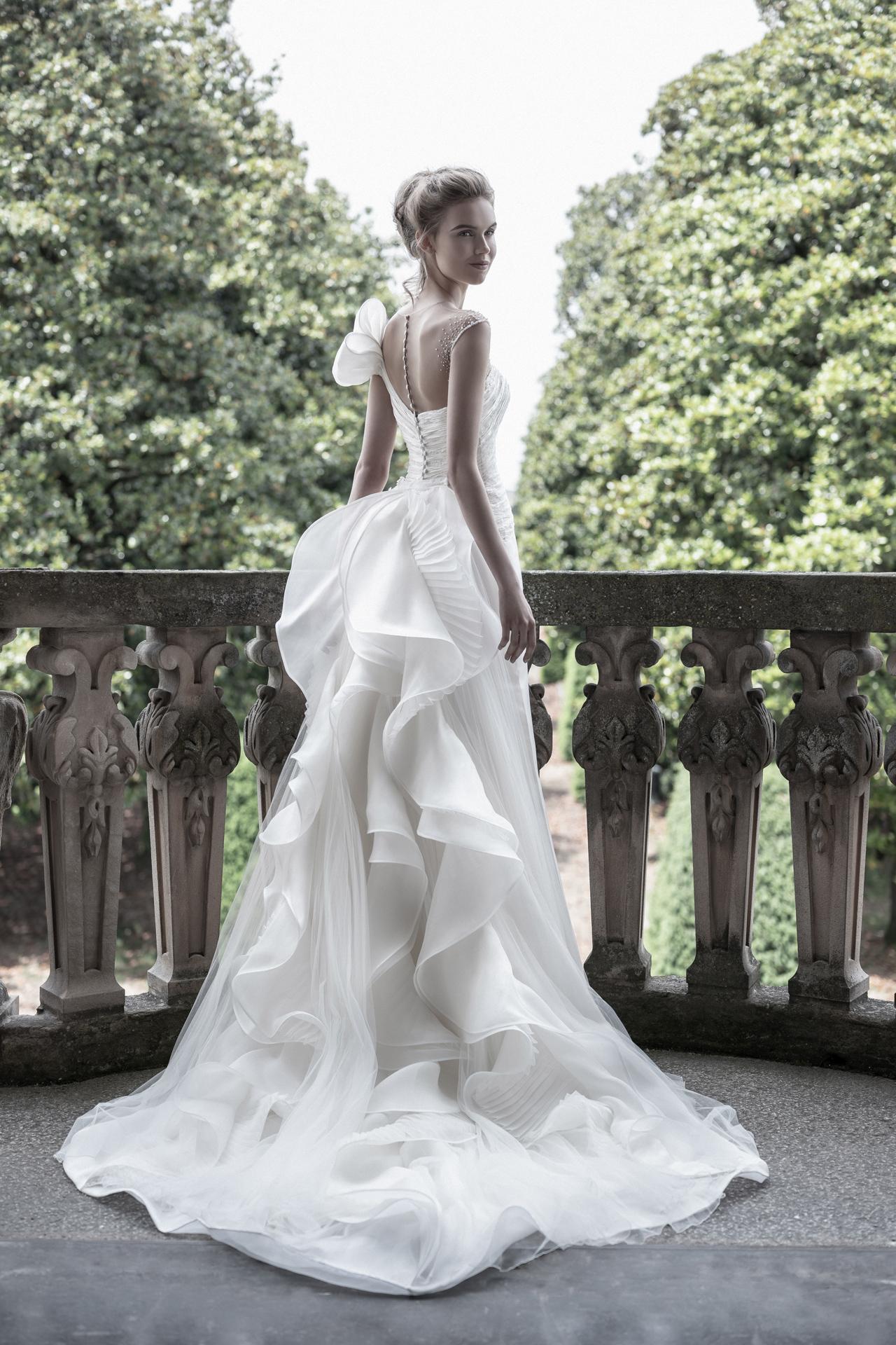 sporco a buon mercato design unico stili freschi Bridal Collection 2019 – Enzo Miccio Bridal Collection