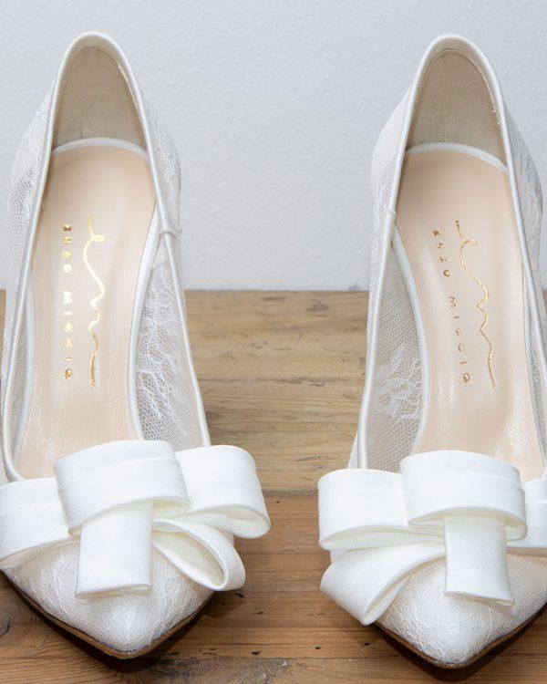 Scarpe Sposa Enzo Miccio.Wedding Shoes Enzo Miccio Bridal Collection